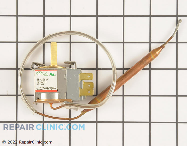 Temperature Control Thermostat AC-7350-03 Alternate Product View