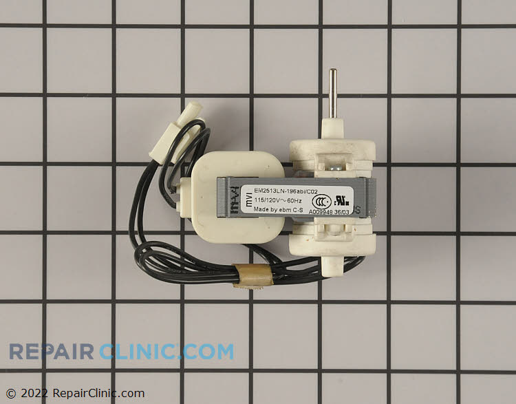 Evaporator Fan Motor RF-4550-12 Alternate Product View
