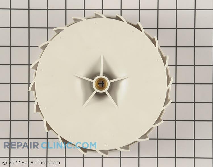 Blower Wheel WE01X27980 Alternate Product View