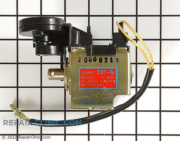 Diverter valve WD-2490-01 Alternate Product View