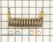 Heating Element - Part # 1226132 Mfg Part # WD-2500-05