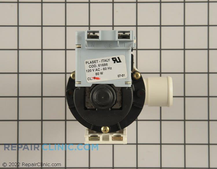 Drain Pump WD-5470-05 Alternate Product View