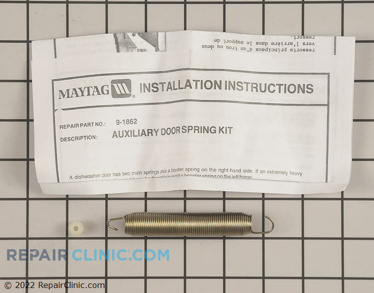 Door Spring Y901862 Alternate Product View