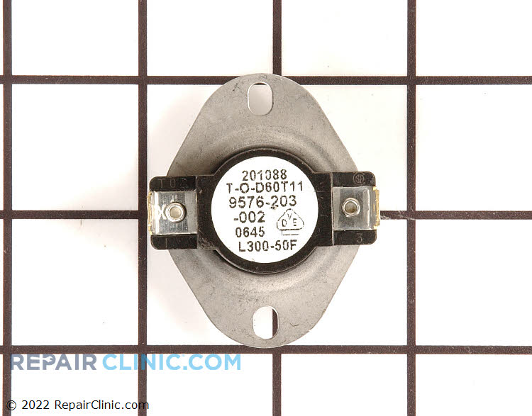 High Limit Thermostat Y330201 Alternate Product View