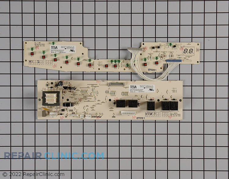 Main Control Board WD21X10247 Alternate Product View