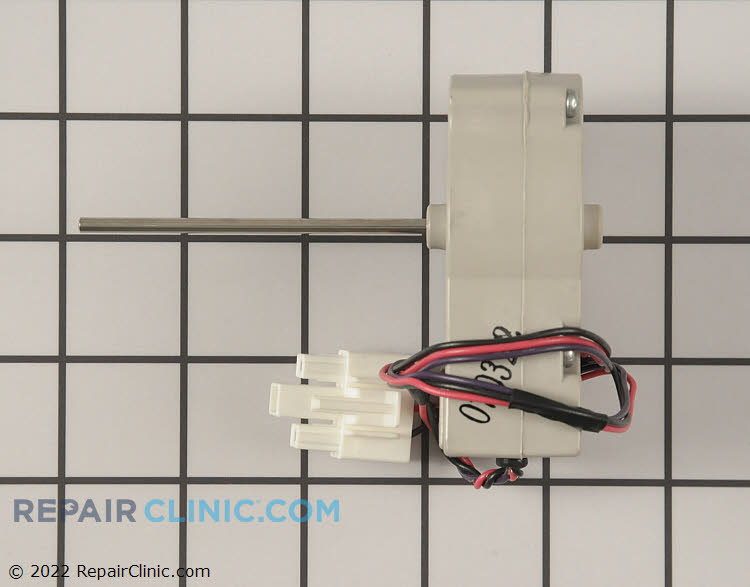 Evaporator Fan Motor WR60X29870 Alternate Product View