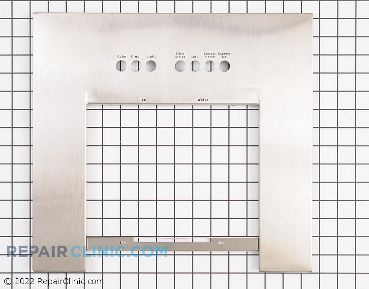 Dispenser Front Panel 241533207       Alternate Product View