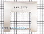 Dispenser Front Panel - Part # 1258976 Mfg Part # 241533207