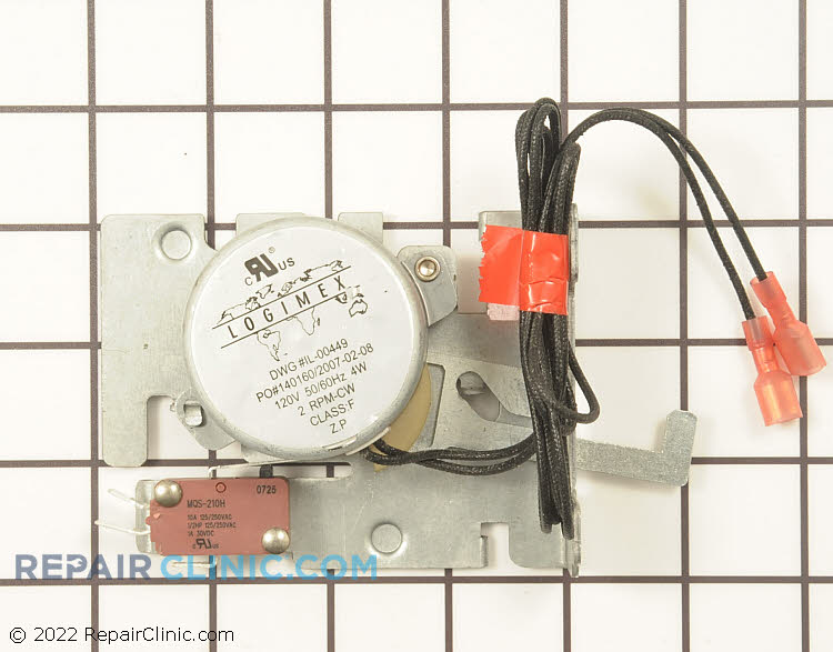 Door Lock Motor and Switch Assembly 318261213       Alternate Product View