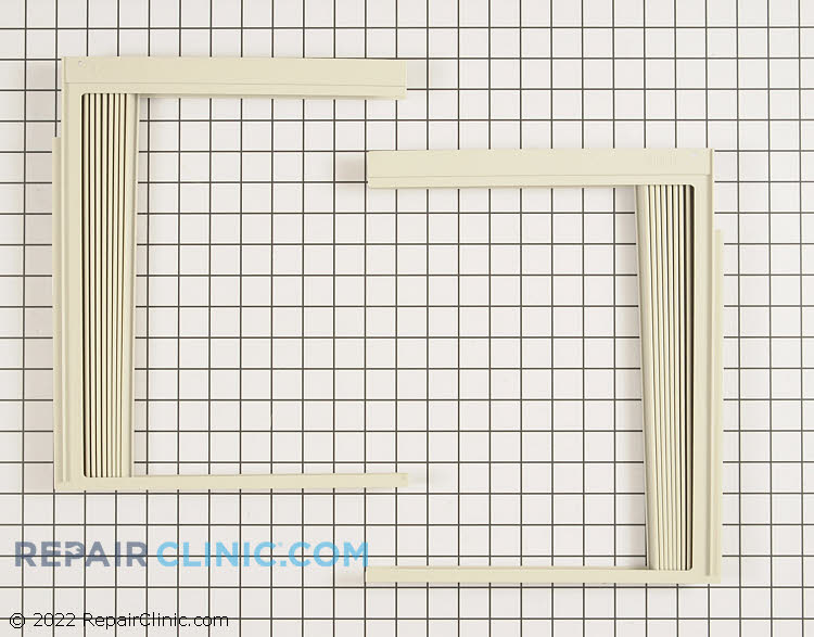 Window Side Curtain and Frame 5304460173 Alternate Product View