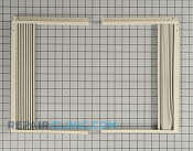 Window Side Curtain and Frame - Part # 4456659 Mfg Part # 5304508357