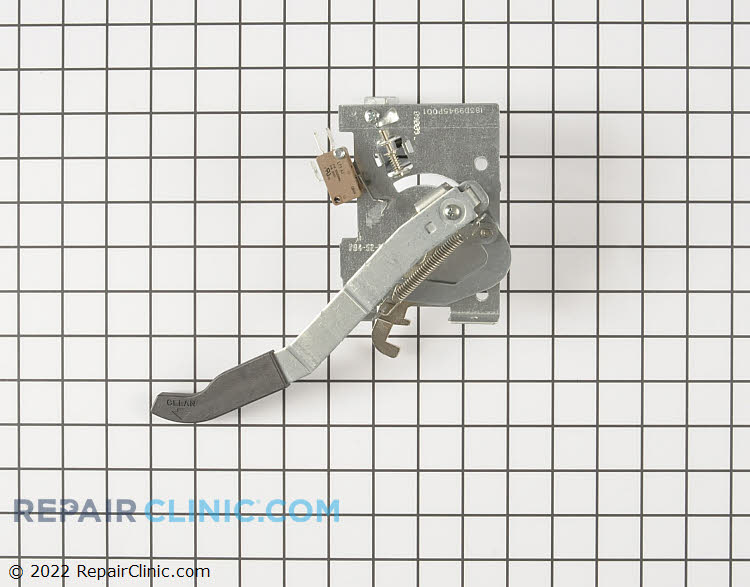 Door Latch WB02K10140 Alternate Product View