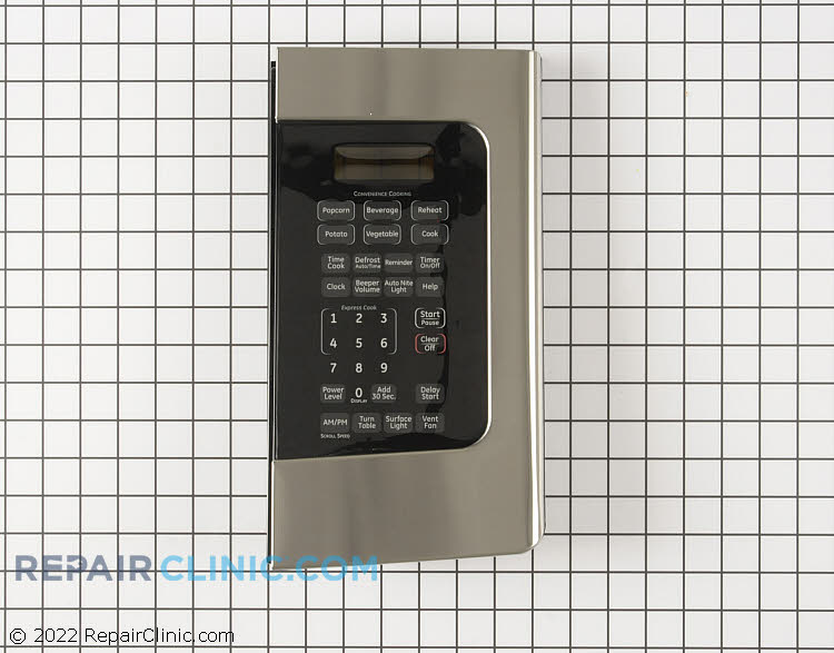 Touchpad and Control Panel WB07X11051 Alternate Product View