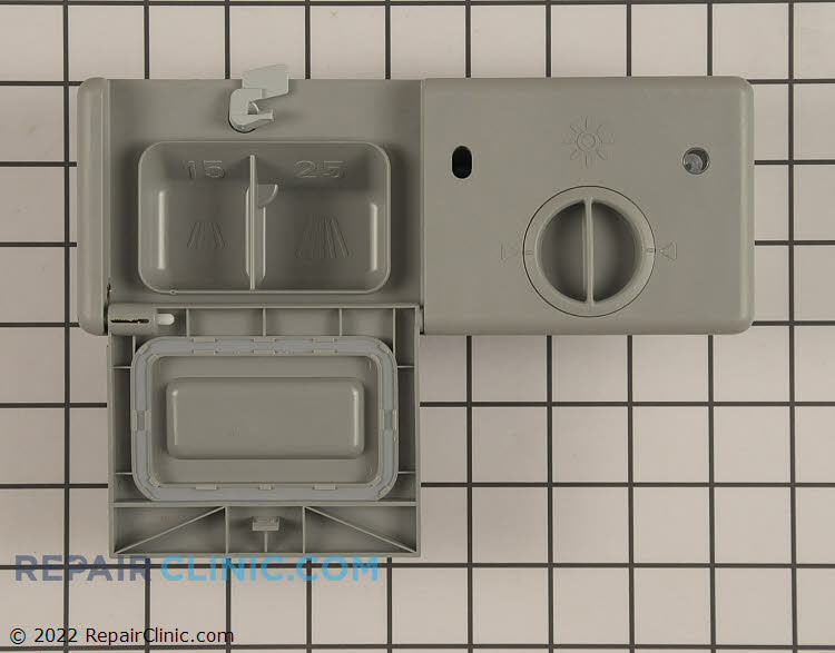 Detergent Dispenser WD12X10220 Alternate Product View