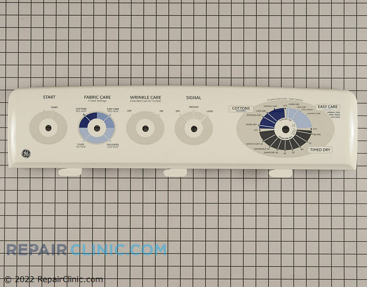 Control Panel WE19M1485 Alternate Product View