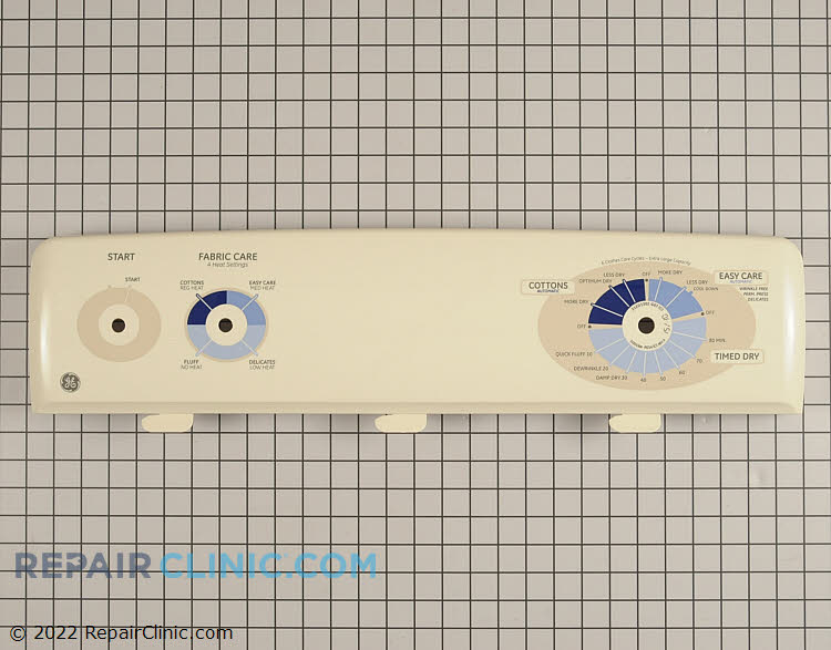 Control Panel WE19M1491 Alternate Product View