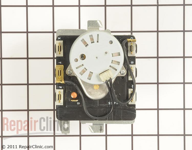 NEW Genuine GE Dryer Timer WE04X20415 WE4M357 OEM