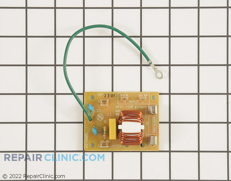 Noise Filter EAM35001801     Alternate Product View