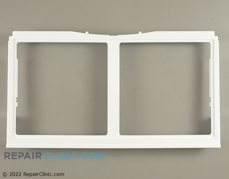 Refrigerator lower shelf assembly and drawer support 3550JJ0009A