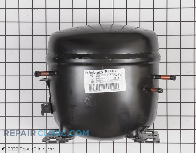 Compressor TCA00271707 Alternate Product View