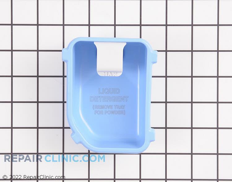 Box assembly, liquid detergent