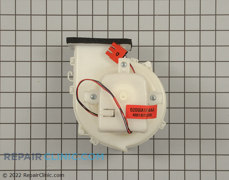 Blower Motor 5209JA1044A     Alternate Product View