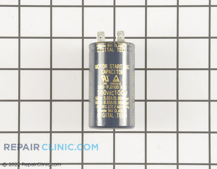 Capacitor J513-00012P Alternate Product View
