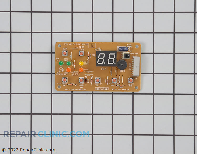 Display Board 6871A20195A     Alternate Product View
