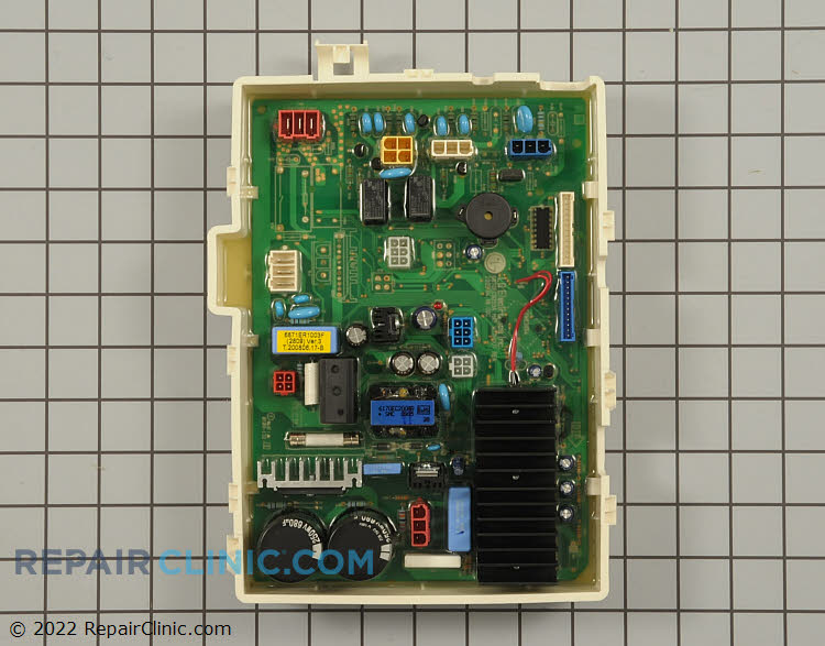 Main Control Board 6871ER1003F Alternate Product View