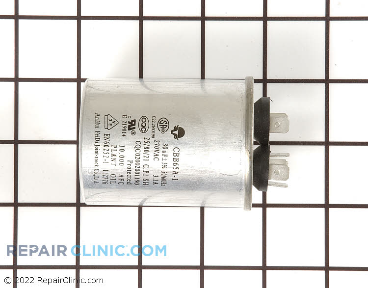 Capacitor 0CZZA20005L     Alternate Product View