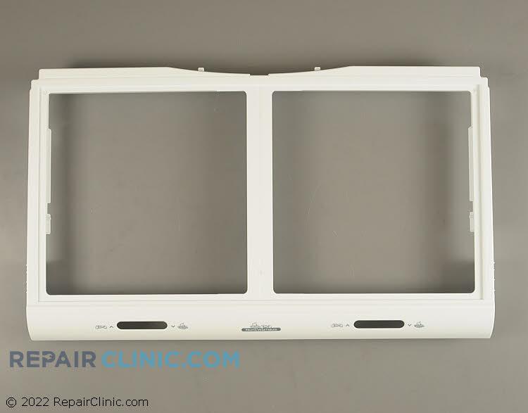 Kenmore Refrigerator Repair >> Shelf Frame without Glass 3550JL1016A   RepairClinic.com