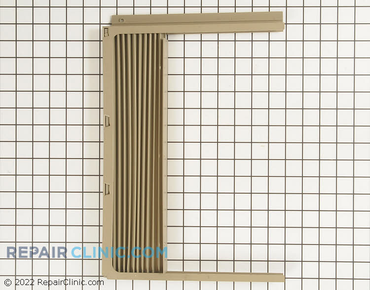 Window Side Curtain and Frame 3H01023B Alternate Product View