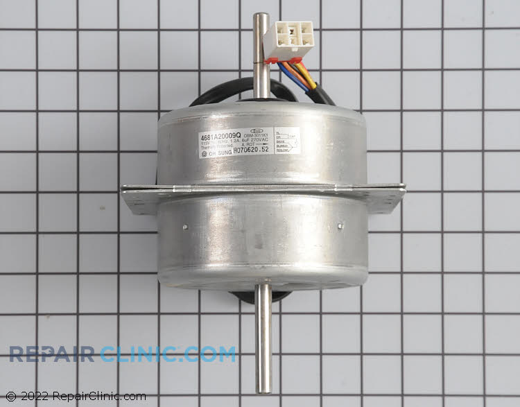Fan Motor 4681A20009Q Alternate Product View