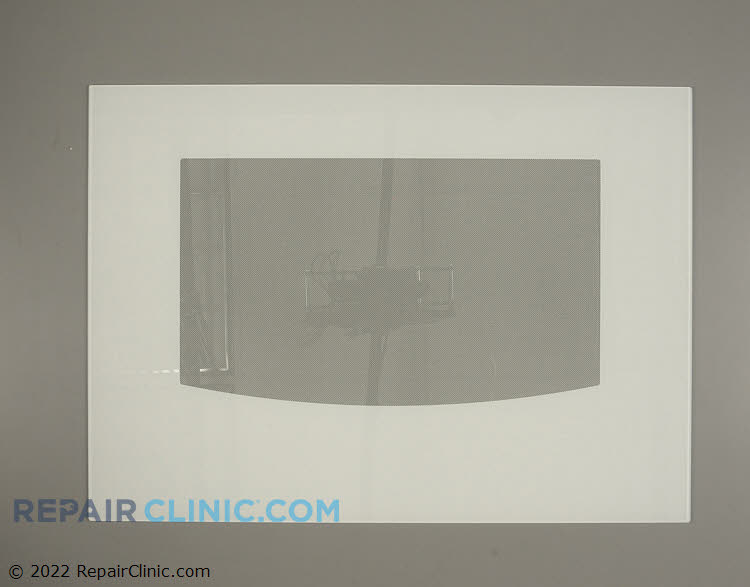 Outer Door Glass 4890W0N002A Alternate Product View