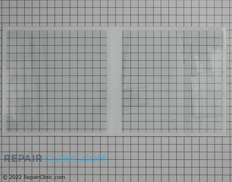 Shelf Glass 4890JD1072E     Alternate Product View