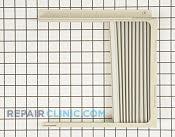 Window Side Curtain - Part # 1337666 Mfg Part # 4959A20001B