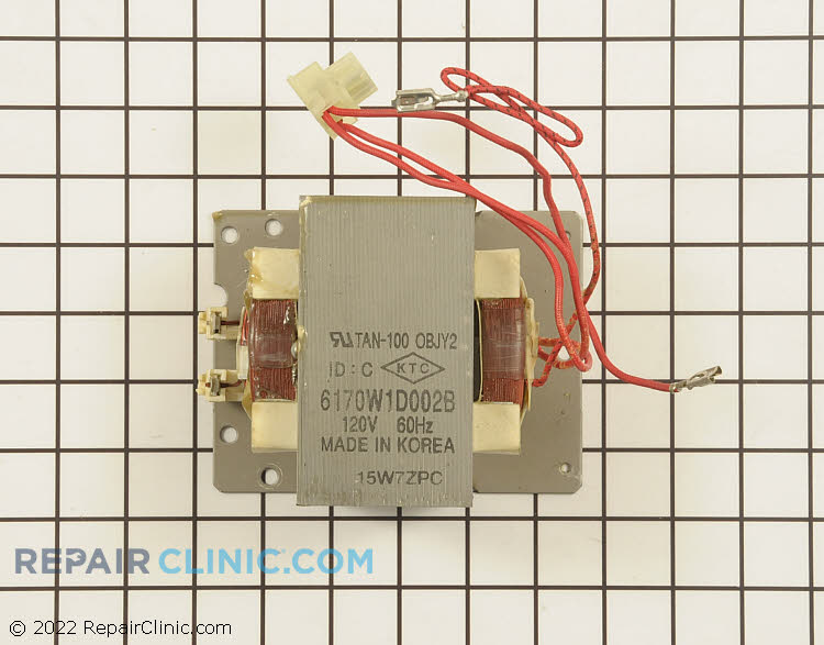 High Voltage Transformer 6170W1D002B Alternate Product View