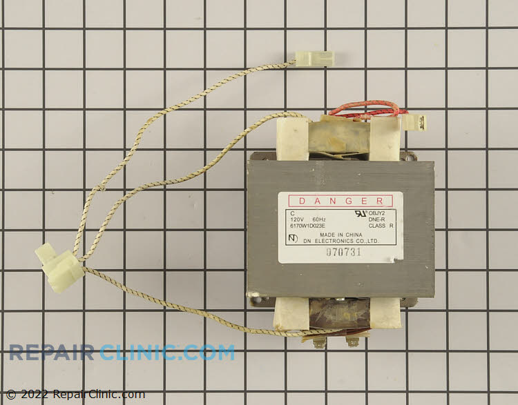 High Voltage Transformer 6170W1D023E Alternate Product View