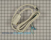 Power Cord - Part # 4118458 Mfg Part # EAD63469501