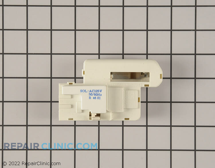 Door Lock Motor and Switch Assembly 6601ER1003B Alternate Product View