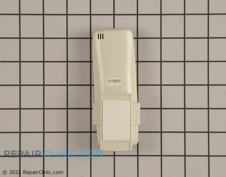 Remote Control 6711A20019C Alternate Product View