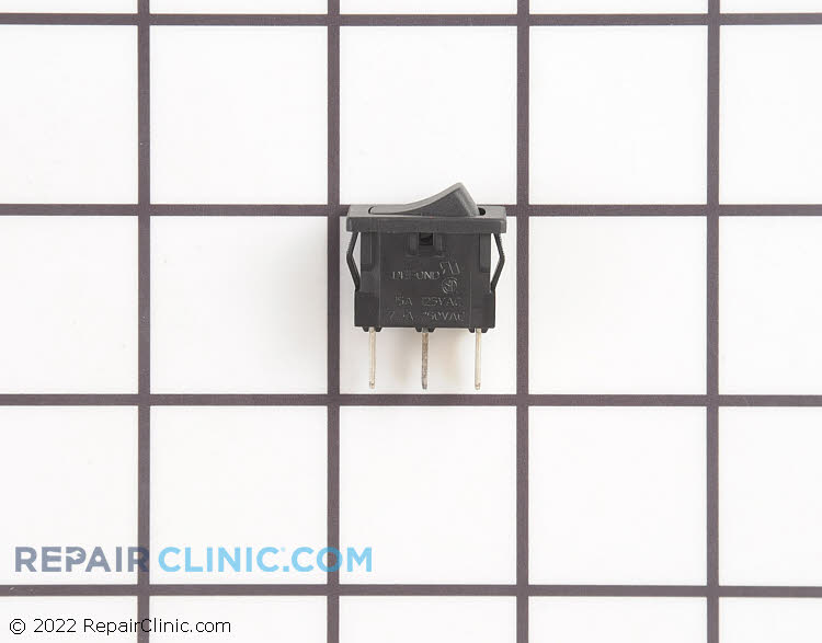 Rocker Switch 6600FX5001E Alternate Product View