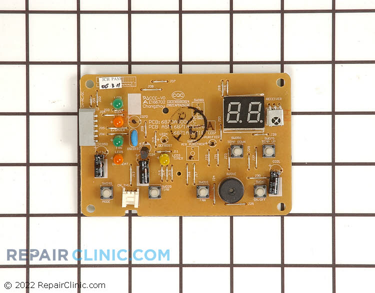 Display Board 6871A20418A Alternate Product View