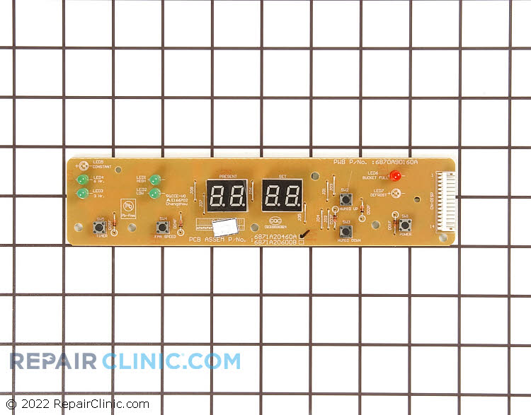Display Board 6871A20460A     Alternate Product View