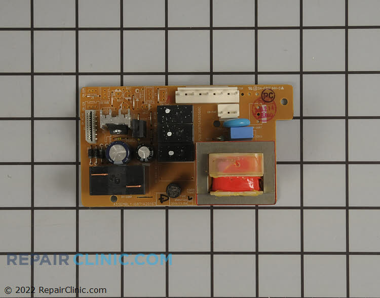 Main Control Board 6871A20167D     Alternate Product View