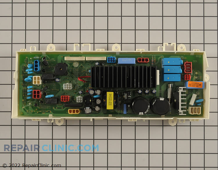 Main Control Board 6871ER1023R Alternate Product View