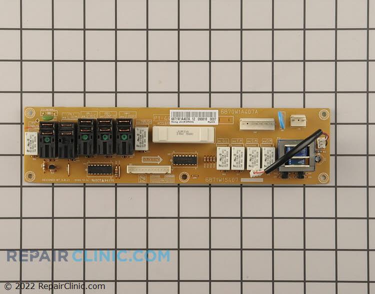 Sub power control board