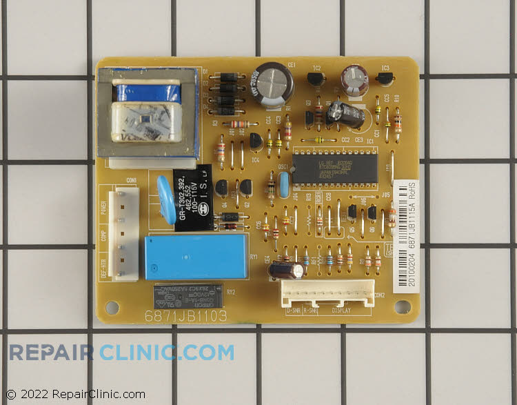Main Control Board 6871JB1115A Alternate Product View