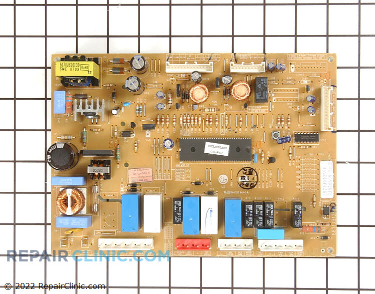 Main Control Board 6871JB1259D Alternate Product View