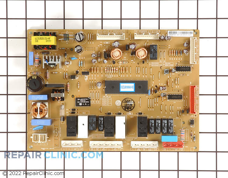Main Control Board 6871JB1440A Alternate Product View